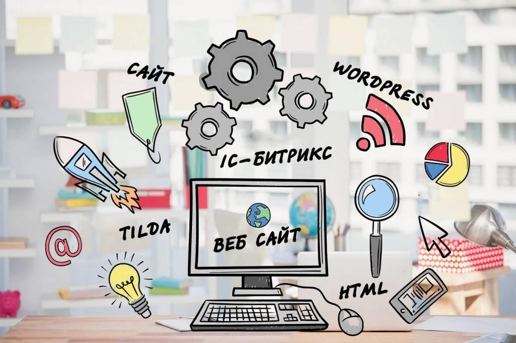 Создание школьного веб сайта где разместить информацию о сайте компании